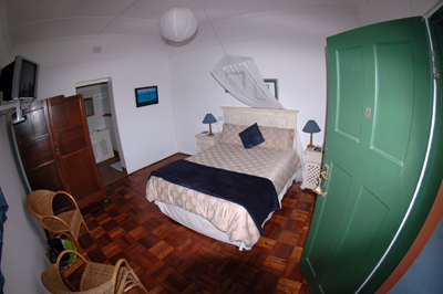 The accommodation at the Outspan Inn